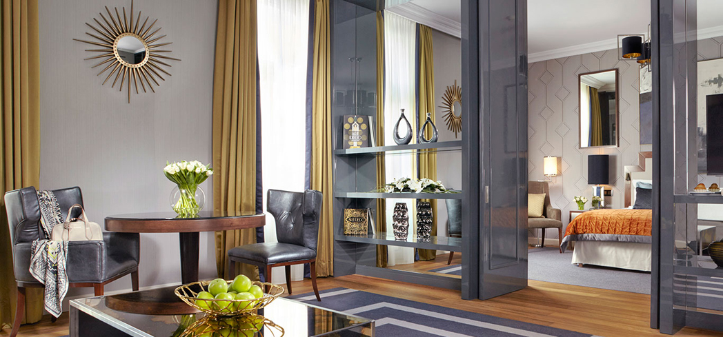 The Executive Suite at Corinthia Hotel Budapest