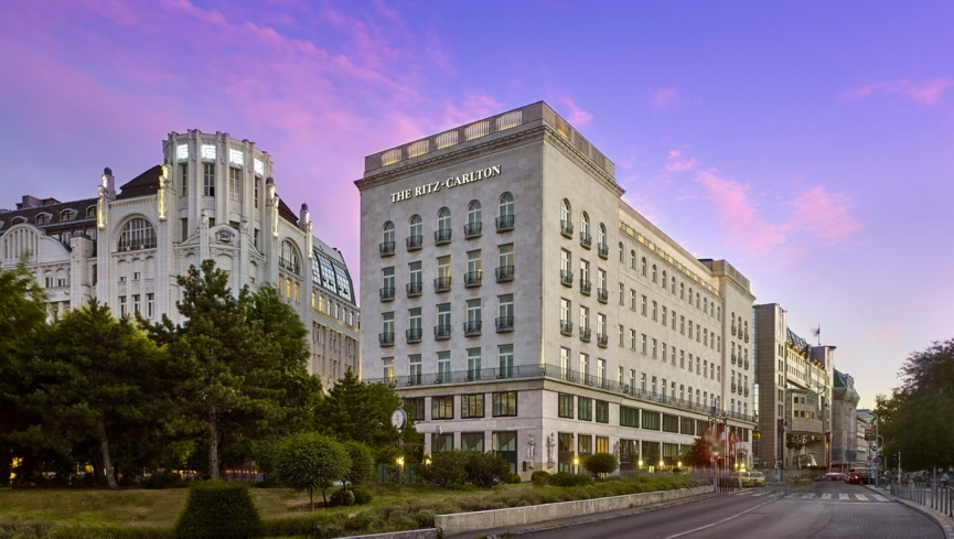 The Ritz-Carlton in Budapest