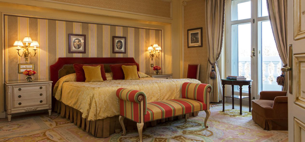 The Deluxe Suite at Hotel Ritz Madrid