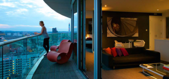 Roadster Penthouse at Staying Cool serviced apartments