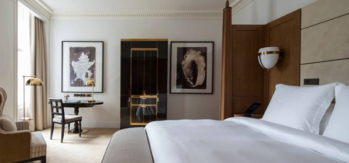 The Premium Room at Four Seasons Hotel London at Ten Trinity Square