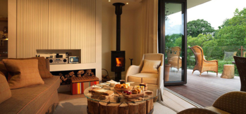 The Treehouse Suite at Chewton Glen