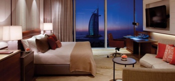 The Ocean Club Superior Room at Jumeirah Beach Hotel
