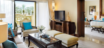The Superior Gold Club Suite at One&Only Royal Mirage