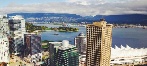 Book a room at one of these top business hotels in Vancouver