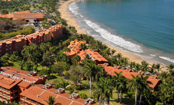 Aerial of Club Med Ixtapa Pacific