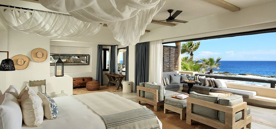 A room at Esperanza, Auberge Resorts Collection