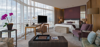 The Executive Suite at The St. Regis Mexico City