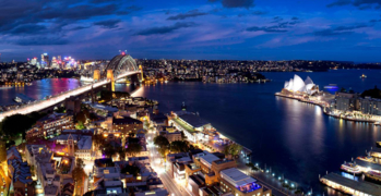 The Sydney Harbour