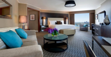 The Premier Sydney Harbour Room Lounge