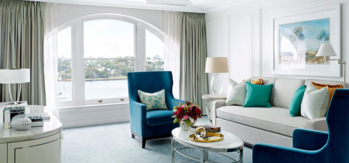The One Bedroom Suite at The Langham, Sydney