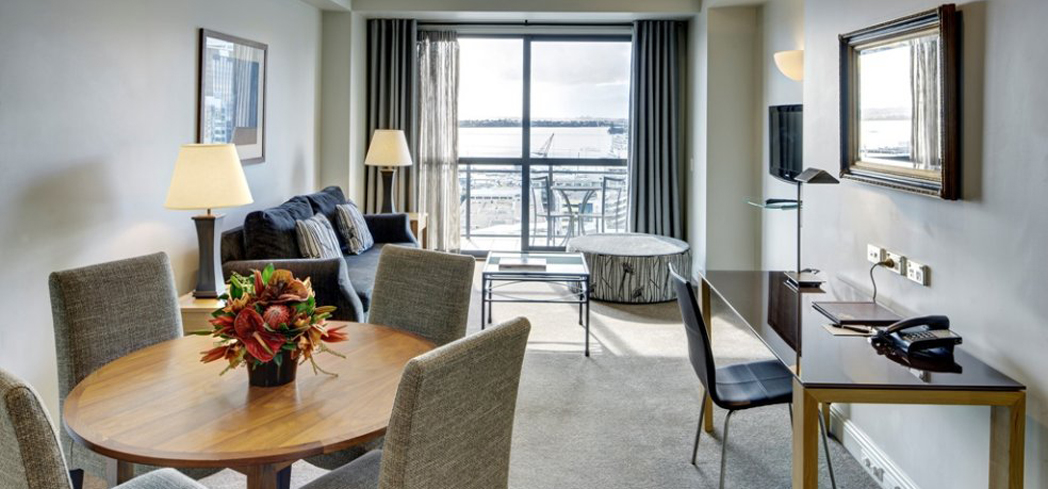The Tower Wing One Bedroom Suite at Heritage Auckland
