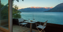 Private Dining at Sunset