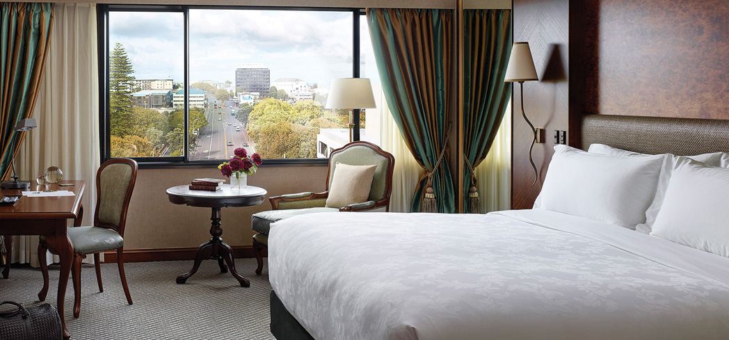 The Executive Room at The Langham, Auckland