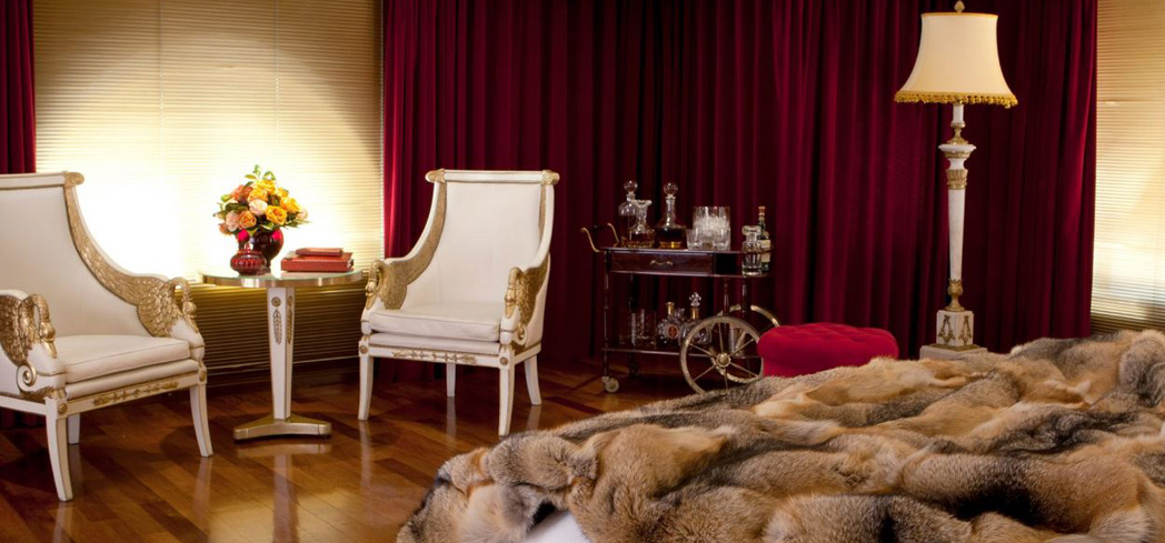 The Grand Duplex Suite at Faena Hotel Buenos Aires