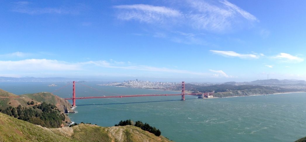 Best Hotels in the United States - Golden Gate Bridge, San Francisco
