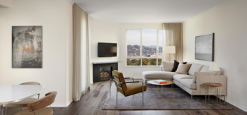 AKA Beverly Hills provides heavenly accommodations close to Rodeo Drive