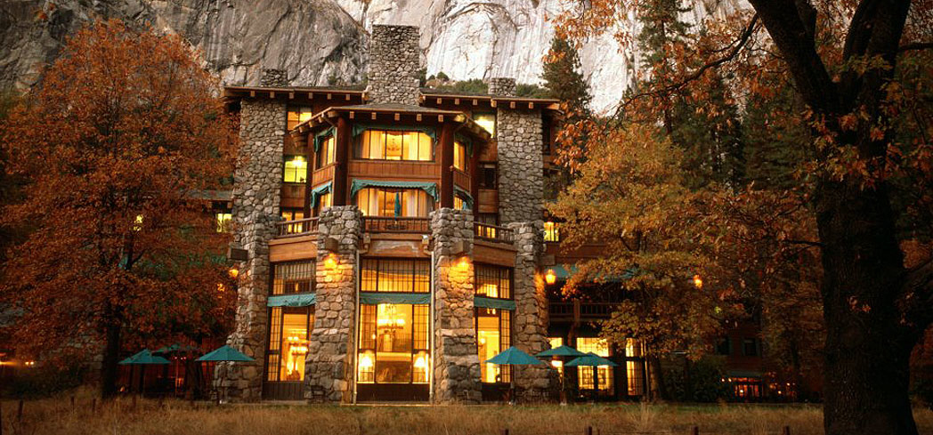 The Majestic Yosemite Hotel at Yosemite National Park has welcomed queens, presidents and other royalty