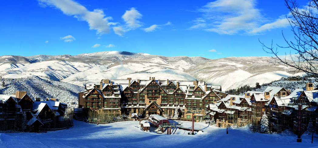 Wintertime at The Ritz-Carlton, Bachelor Gulch