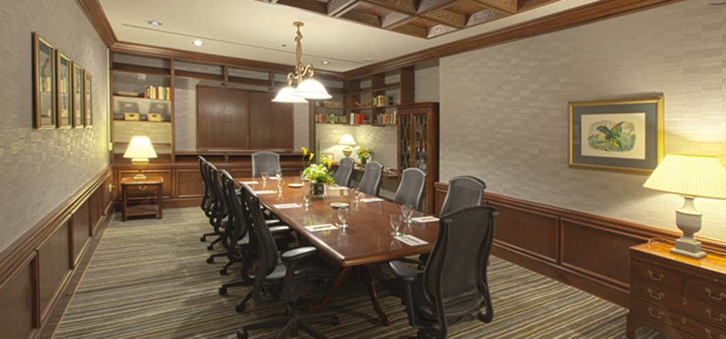 The Boardroom at DoubleTree Suites by Hilton Hotel Tampa Bay