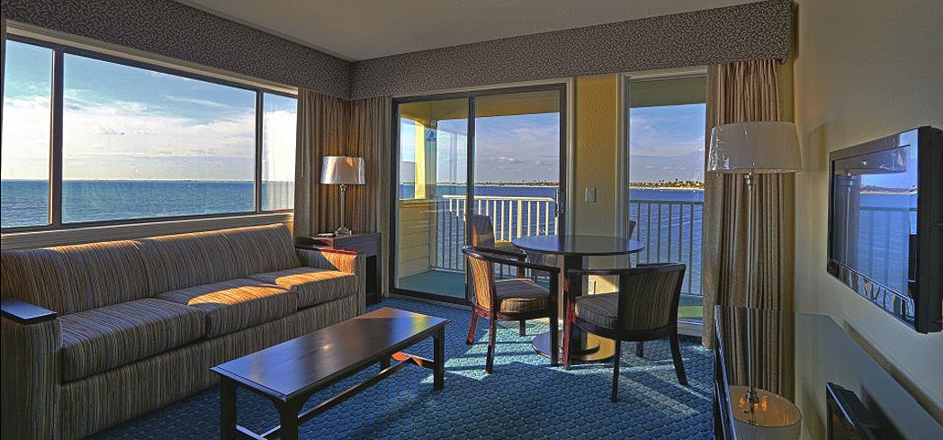 Take a look at GAYOT's list of Top 10 Value Hotels in Tampa Bay