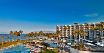 Andaz Maui at Wailea Resort one of GAYOT's Top Ten Romantic Resorts in Hawaii