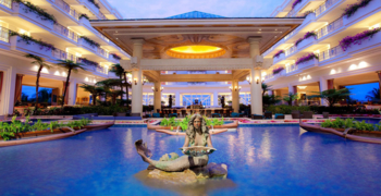 Grand Wailea, A Waldoff Astoria Resort one of GAYOT's Top Ten Romantic Resorts in Hawaii