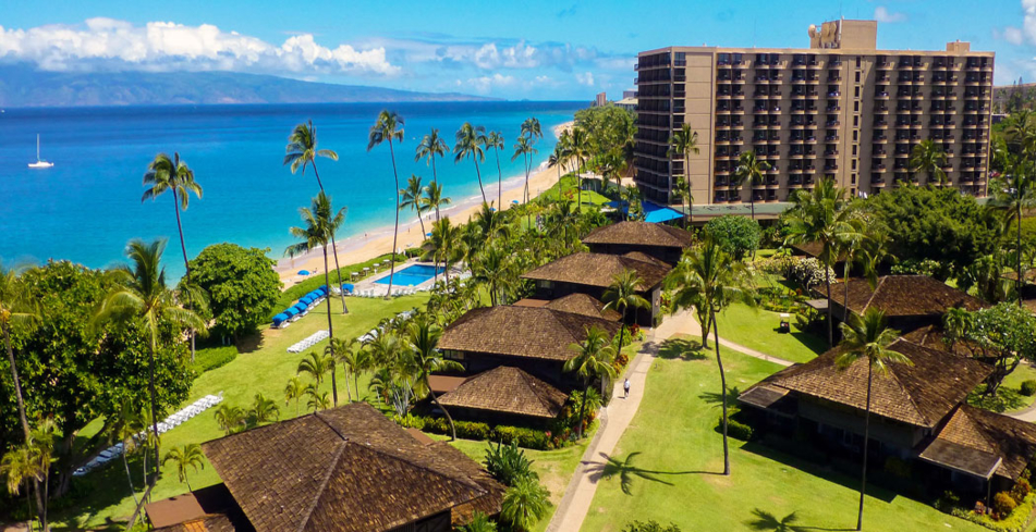 Royal Lahaina Resort located in Lahaina, Hawaii is one of GAYOT's Top Ten Value Resorts in Hawaii