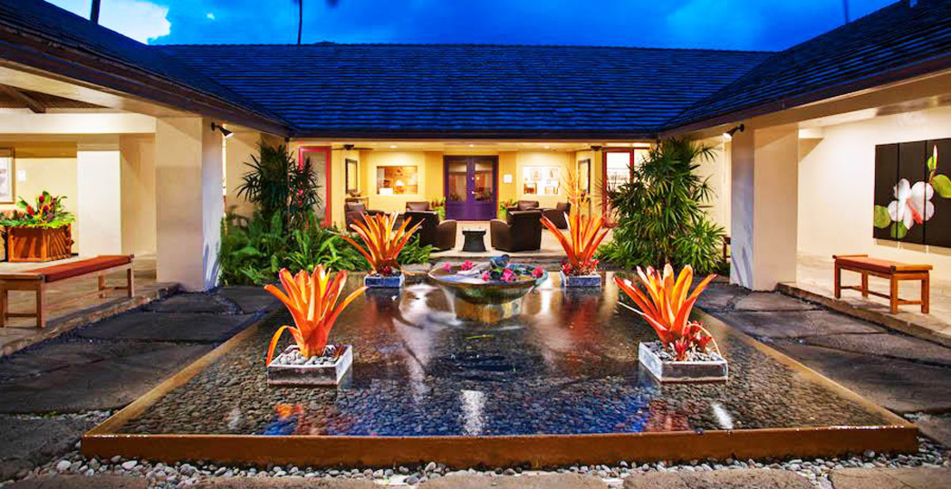 Travaasa Hana Hotel is one of GAYOT's Top Ten Romantic Hotels in Hawaii