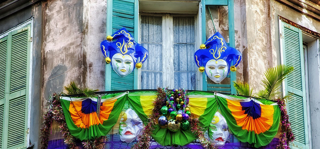 Let the good times roll with one of GAYOT's top hotels for Mardi Gras
