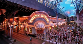 The Golden Nugget is an Old Vegas charmer