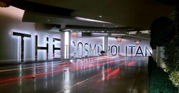 The Cosmopolitan of Las Vegas is all about sophisticated urban design