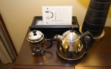 The in-room french press