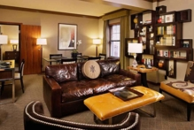 The literary arts suite at The Heathman