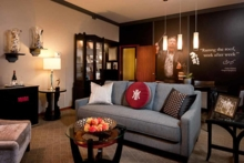 The symphony signature suite at The Heathman