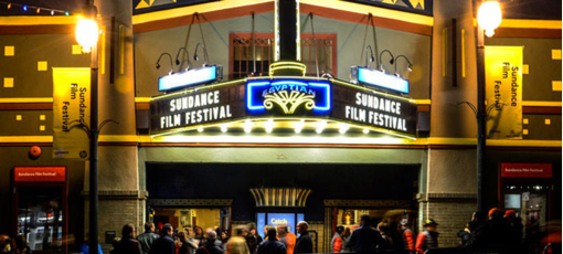 Crowds brave the cold weather to cozy up inside screenings at the Sundance Film Festival