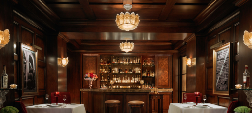The 10 Pound Bar at Montage Beverly Hills, one of GAYOT's Best Secret Hotel Bars Worldwide