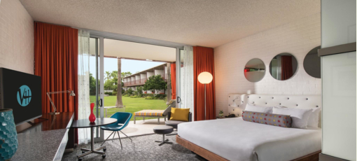 Enjoy a stay at Valley Ho in Scottsdale, one of GAYOT's Top 10 Value Hotels in the US