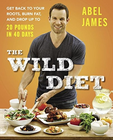 "Abel James lets you go back to your roots in his fat-burning diet book, ""The Wild Diet"""