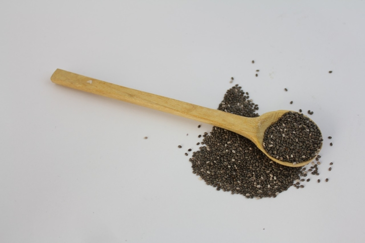 Loaded with protein, fiber and omega 3, chia seeds pack a nutritional punch