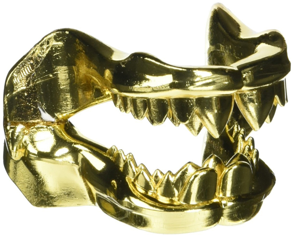Crack open a cold one with your own personal set of shark jaws