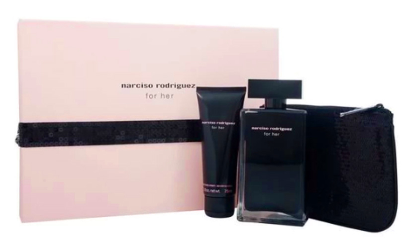 This three-piece gift set from Narciso Rodriguez is sure to be a hit on Mother's Day