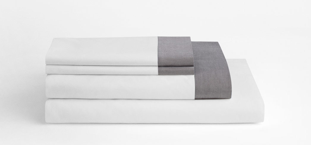 For Father's Day, treat Dad to the Casper set of pillows, sheets and duvet