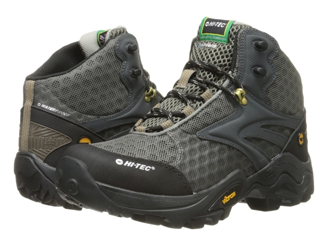 The Hi-Tec Summer 2016 V-Lite Flash Fast Hiking Boots
