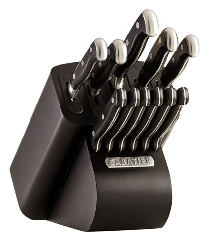Dad will love the self-sharpening Sabatier Edgekeeper knife set