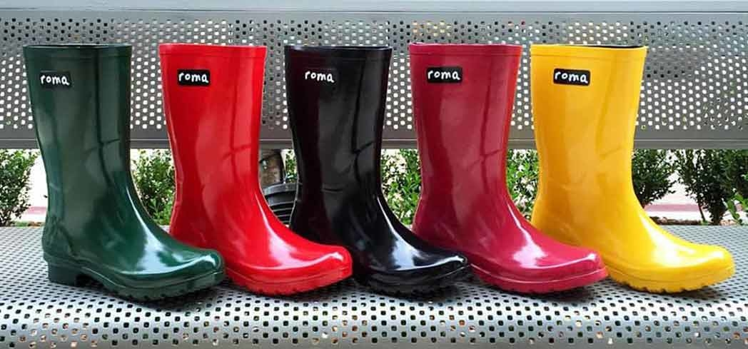 For every pair of Roma Boots sold, a new pair is donated to children in need