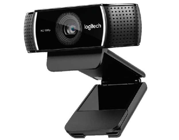 Logitech's C922 Pro Stream Webcam is an ideal gift for techies