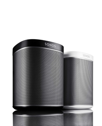 Sonos PLAY offers portable wireless speakers in different sizes to meet everyone's needs