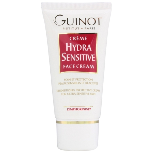 Guinot Hydra Sensitive Face Mask is super soothing, working deep beneath the skin's surface