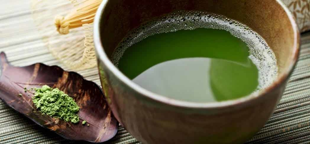 Matcha is a good addition for a healthy lifestyle